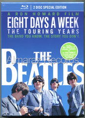 The Beatles Eight Days A Week The Touring Years Deluxe 2Blu-Ray - Almaraz Records | Tienda de Discos y Películas  - 1