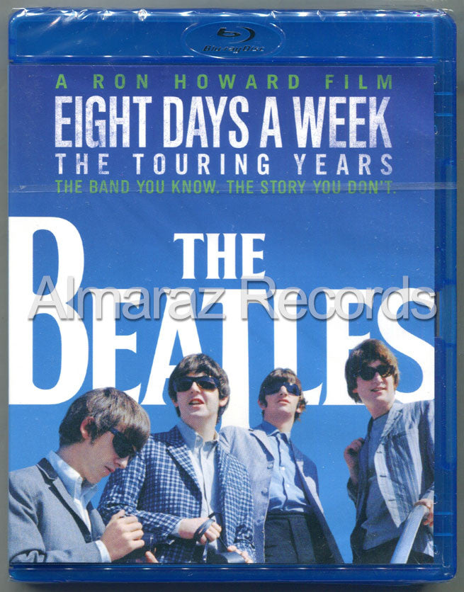 The Beatles Eight Days A Week The Touring Years Blu-Ray - Almaraz Records | Tienda de Discos y Películas  - 1