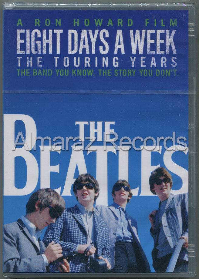 The Beatles Eight Days A Week The Touring Years DVD - Almaraz Records | Tienda de Discos y Películas  - 1
