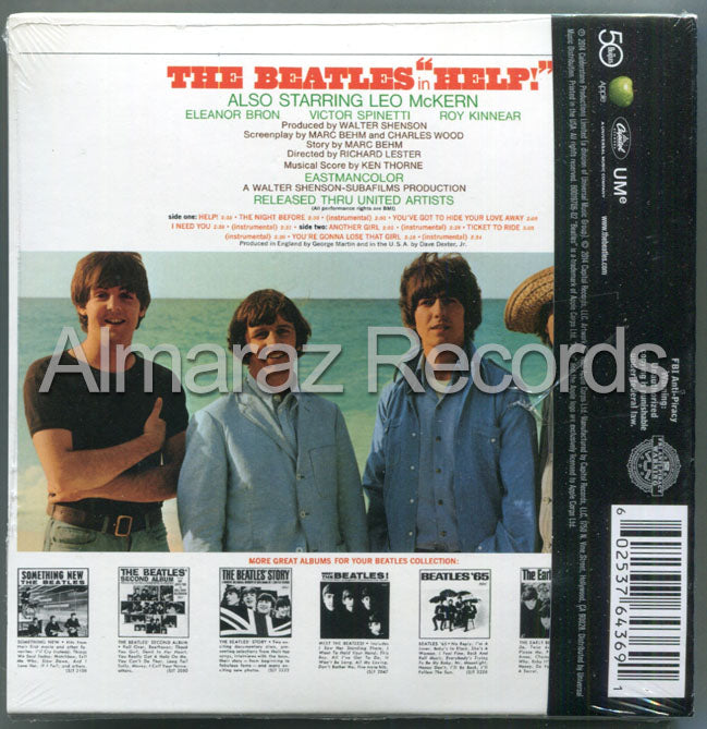 The Beatles Help! CD Soundtrack