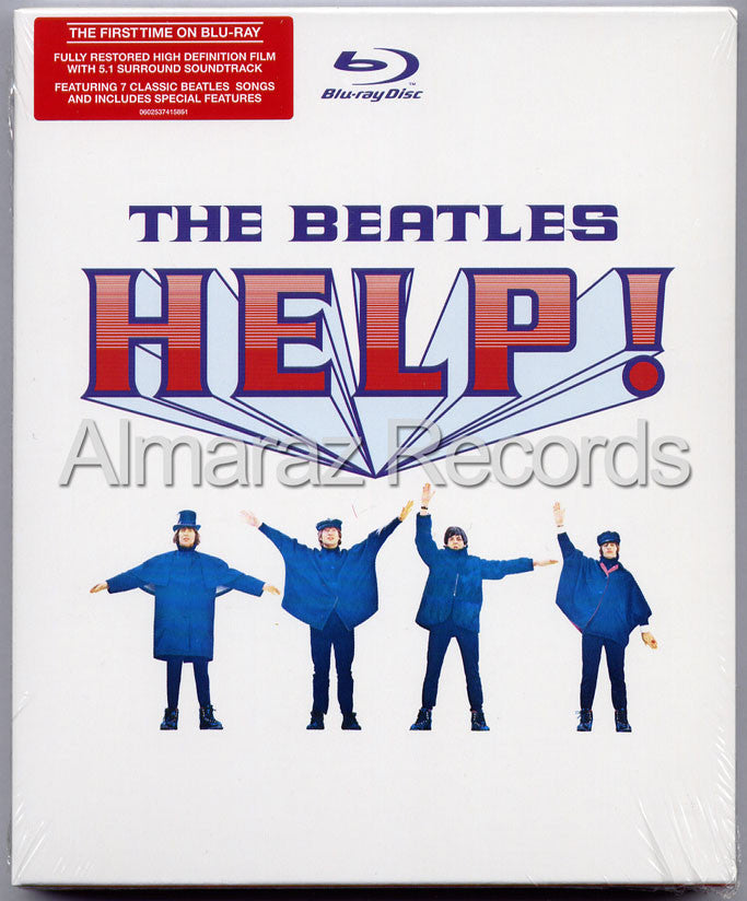 The Beatles Help! Blu-Ray [Import] - Almaraz Records | Tienda de Discos y Películas  - 1