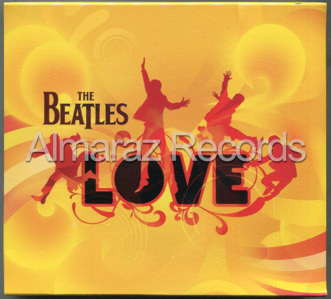 The Beatles Love CD+DVD - Almaraz Records | Tienda de Discos y Películas  - 1