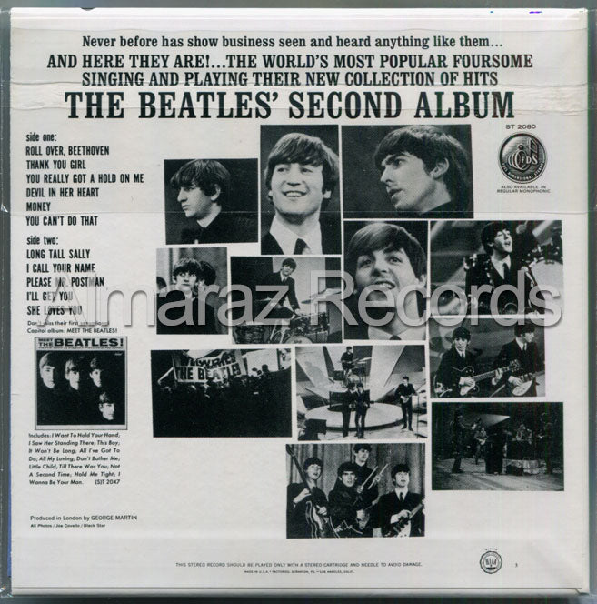 The Beatles The Beatles' Second Album CD [Import]