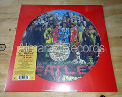 The Beatles Sgt. Pepper's Lonely Hearts Club Band Picture Disc Vinyl LP