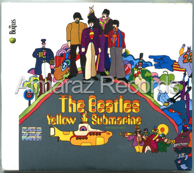 The Beatles Yellow Submarine CD - Almaraz Records | Tienda de Discos y Películas  - 1