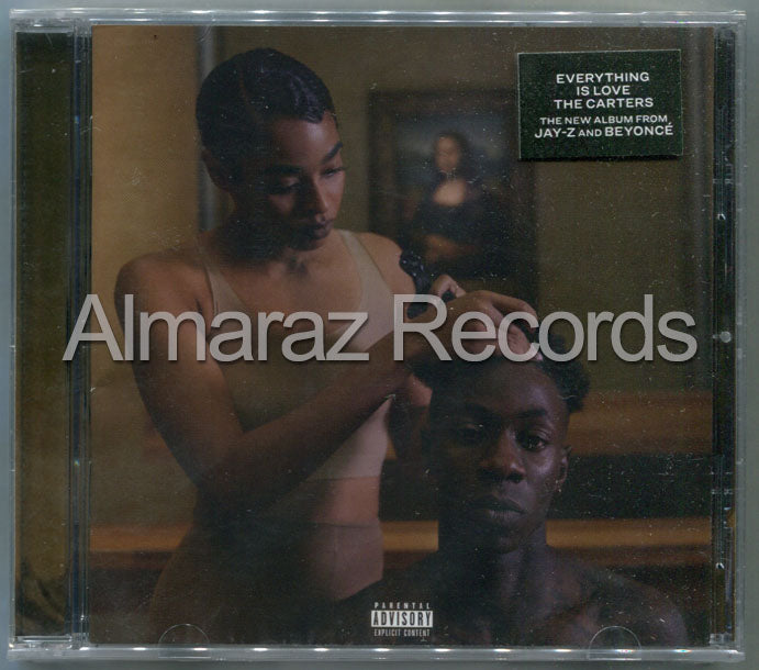 The Carters Everything Is Love CD