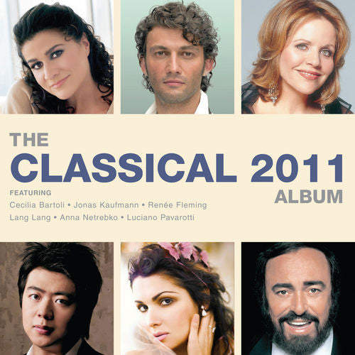 The Classical Album 2011 2CD - Almaraz Records | Tienda de Discos y Películas