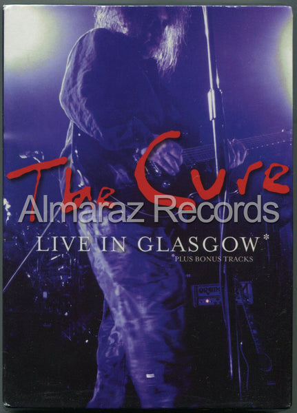 The Cure Live In Glasgow 1984 DVD