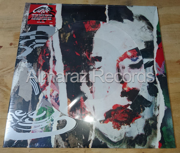 The Cure Torn Down Mixed Up Extras Picture Disc Vinyl LP RSD2018