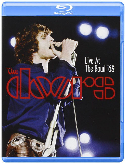 The Doors Live At The Bowl '68 Blu-Ray [Import] - Almaraz Records | Tienda de Discos y Películas