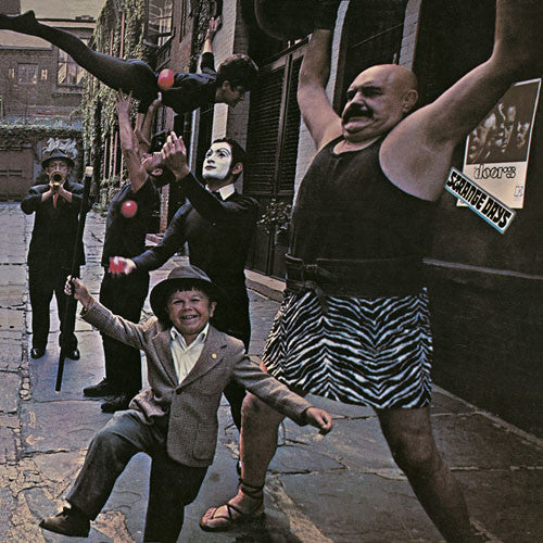 The Doors Strange Days CD - Almaraz Records | Tienda de Discos y Películas