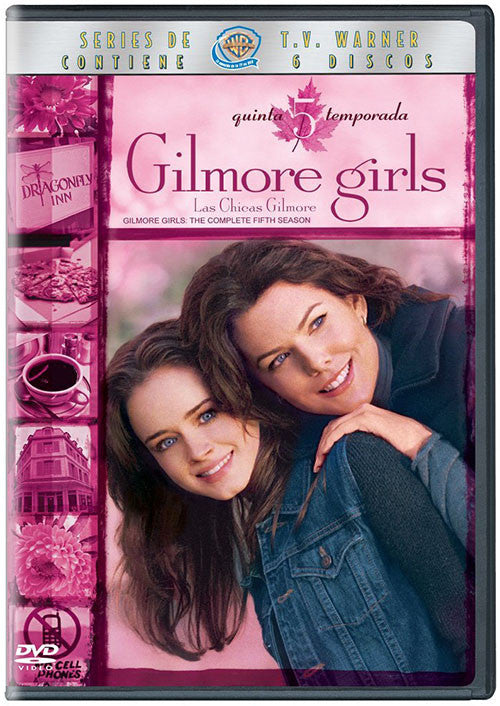 The Gilmore Girls Temporada 5 6DVD - Almaraz Records | Tienda de Discos y Películas