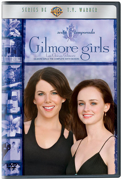 The Gilmore Girls Temporada 6 6DVD - Almaraz Records | Tienda de Discos y Películas