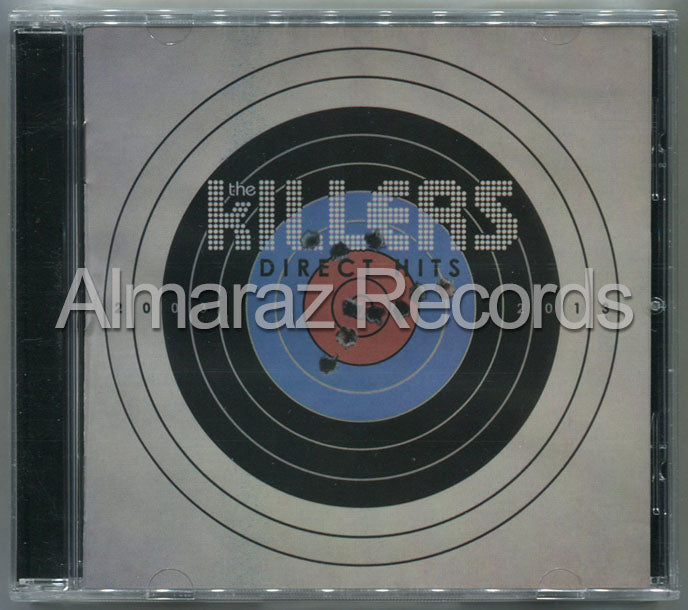 The Killers Direct Hits CD - Almaraz Records | Tienda de Discos y Películas  - 1