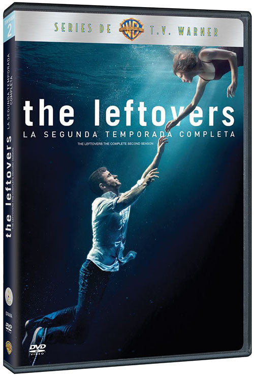 The Left Lovers Temporada 2 3DVD - Almaraz Records | Tienda de Discos y Películas