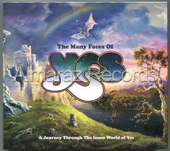The Many Faces Of Yes 3CD - Almaraz Records | Tienda de Discos y Películas  - 1