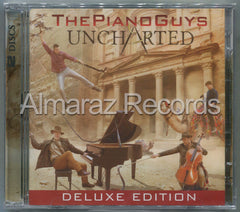 The Piano Guys Uncharted Deluxe Edition CD+DVD - Almaraz Records | Tienda de Discos y Películas  - 1