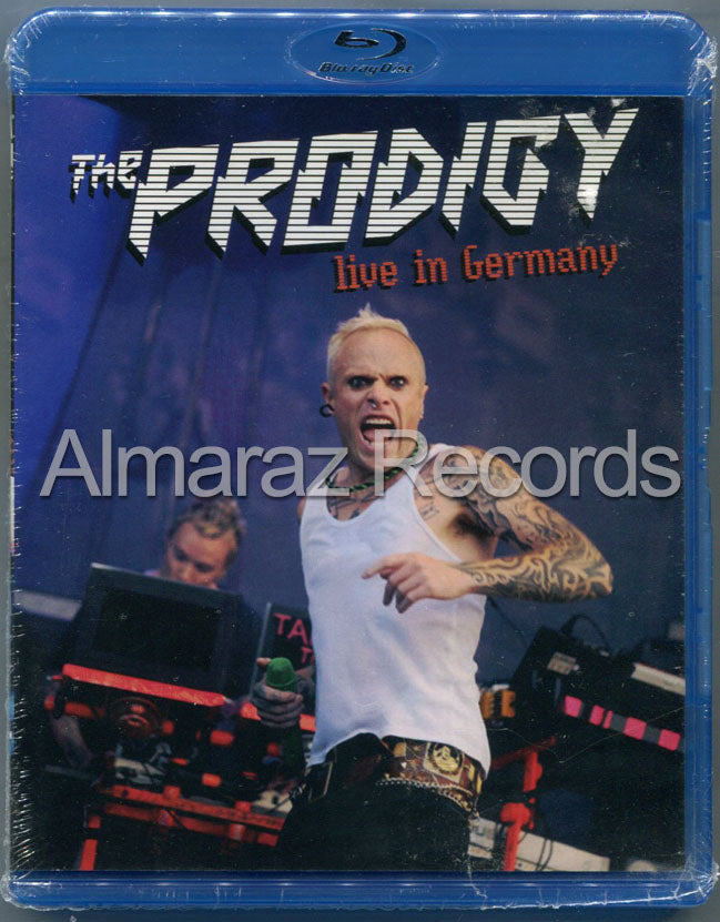 The Prodigy Live In Germany 2009 Blu-Ray