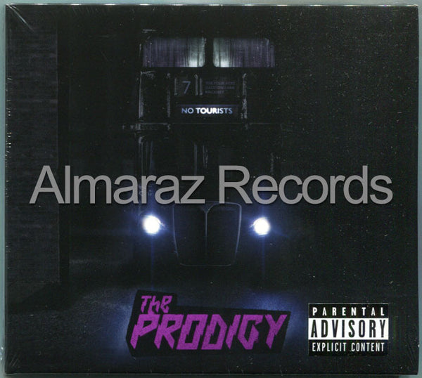 The Prodigy No Tourists CD