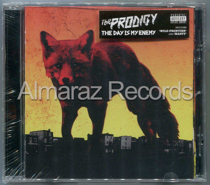 The Prodigy The Day Is My Enemy CD - Almaraz Records | Tienda de Discos y Películas  - 1