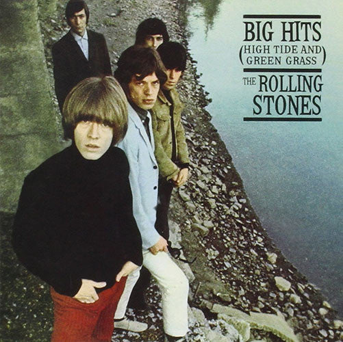 The Rolling Stones Big Hits Vol. 1 High Tide And Green Grass CD - Almaraz Records | Tienda de Discos y Películas