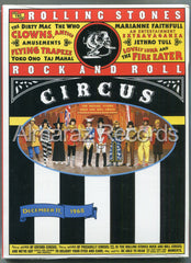 The Rolling Stones Rock & Roll Circus DVD