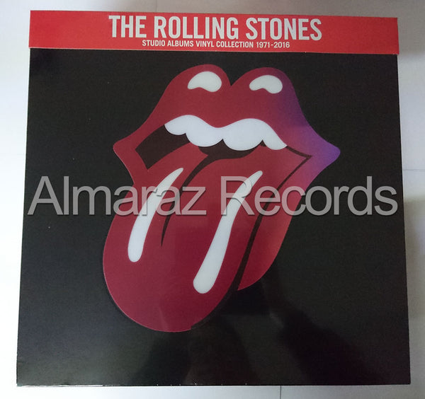 The Rolling Stones Studio Albums Vinyl Collection 1971-2016 Vinyl LP