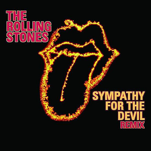 The Rolling Stones Sympathy For The Devil Remix CD - Almaraz Records | Tienda de Discos y Películas