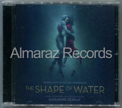 The Shape Of Water CD