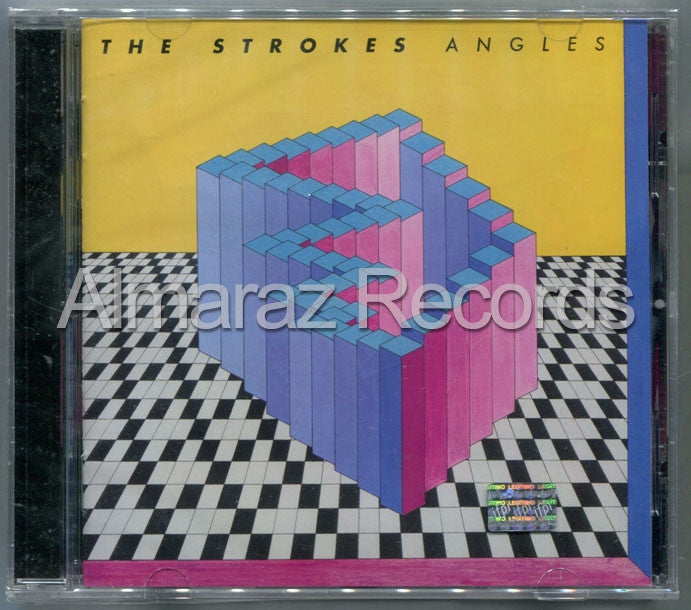The Strokes Angles CD - Almaraz Records | Tienda de Discos y Películas  - 1