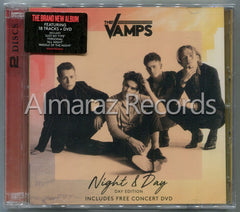 The Vamps Night & Day Day Edition CD+DVD