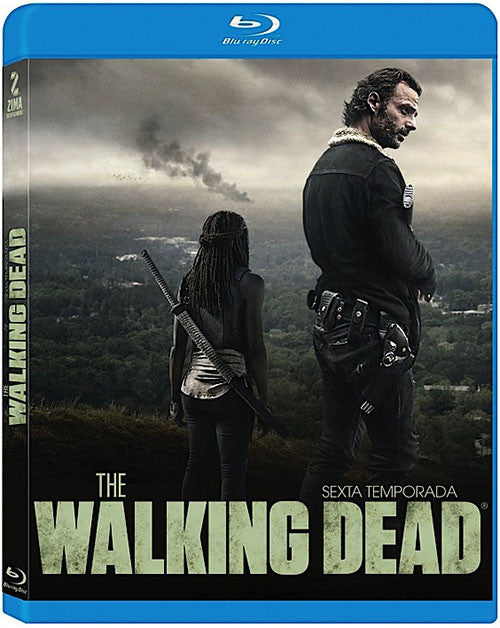 The Walking Dead Temporada 6 4Blu-Ray - Almaraz Records | Tienda de Discos y Películas