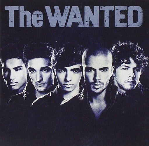 The Wanted CD - Almaraz Records | Tienda de Discos y Películas