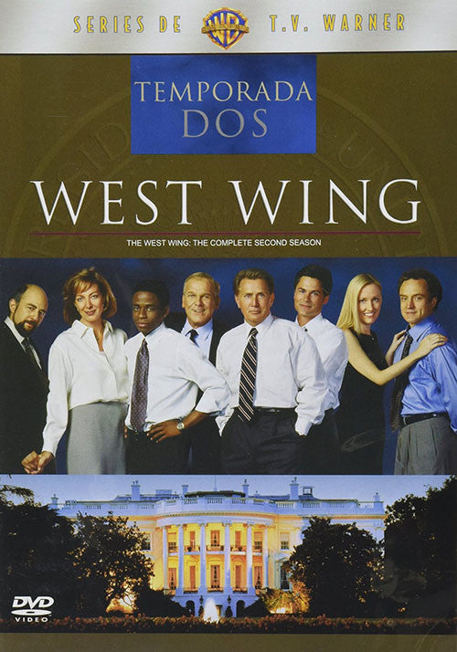 The West Wing Temporada 2 7DVD - Almaraz Records | Tienda de Discos y Películas  - 1