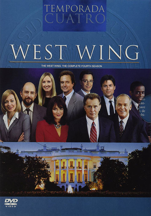 The West Wing Temporada 4 6DVD - Almaraz Records | Tienda de Discos y Películas  - 1