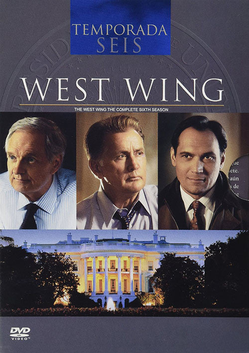 The West Wing Temporada 6 7DVD - Almaraz Records | Tienda de Discos y Películas  - 1