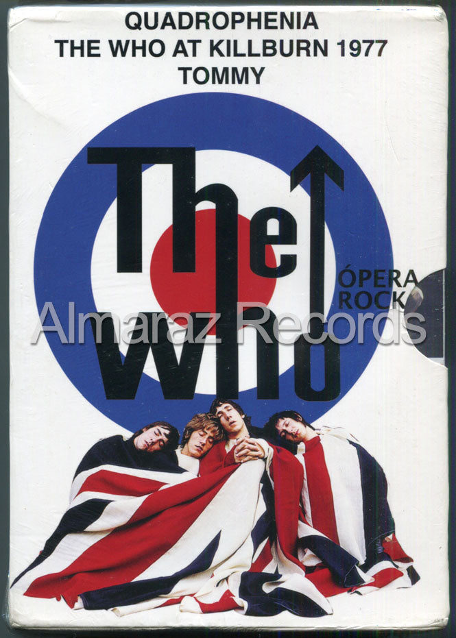 The Who 3DVD