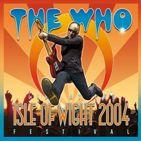 The Who Live At The Isle Of Wight Festival 2004 DVD + 2CD