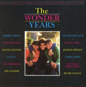 The Wonder Years CD - Almaraz Records | Tienda de Discos y Películas