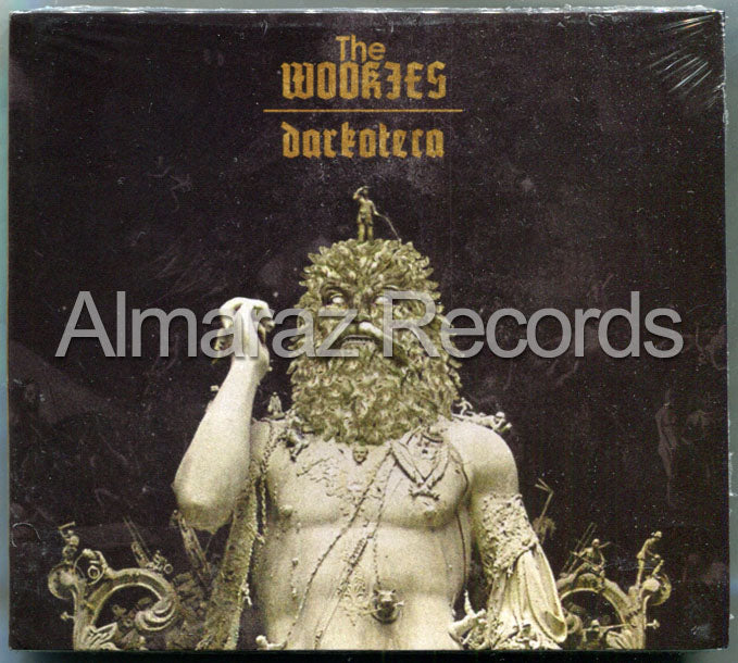 The Wookies Darkoteca CD