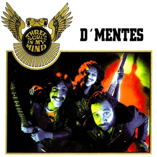 Three Souls In My Mind D'Mentes CD - Almaraz Records | Tienda de Discos y Películas