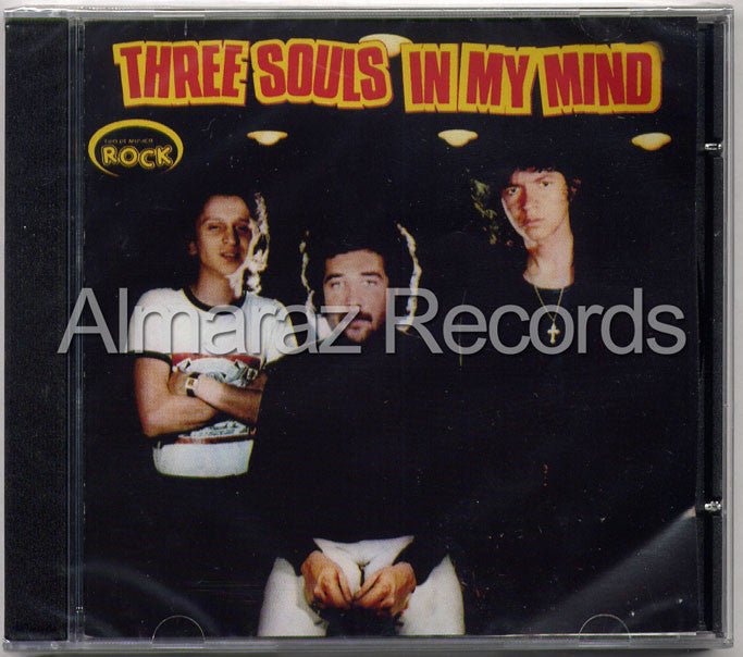Three Souls In My Mind Oye Cantinero CD - Almaraz Records | Tienda de Discos y Películas  - 1