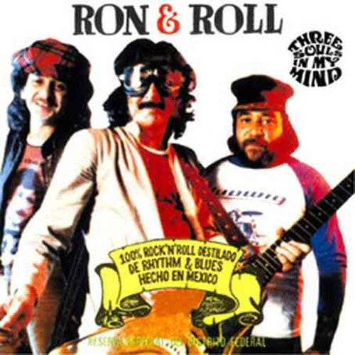 Three Souls In My Mind Ron & Roll CD - Almaraz Records | Tienda de Discos y Películas