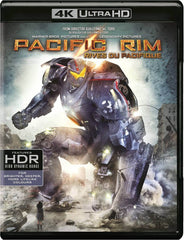 Titanes Del Pacifico Blu-Ray 4K Ultra HD + Blu-Ray