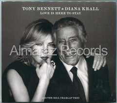 Tony Bennet & Diana Krall Love Is Here To Stay CD