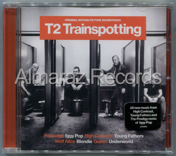 T2 Trainspotting 2 CD