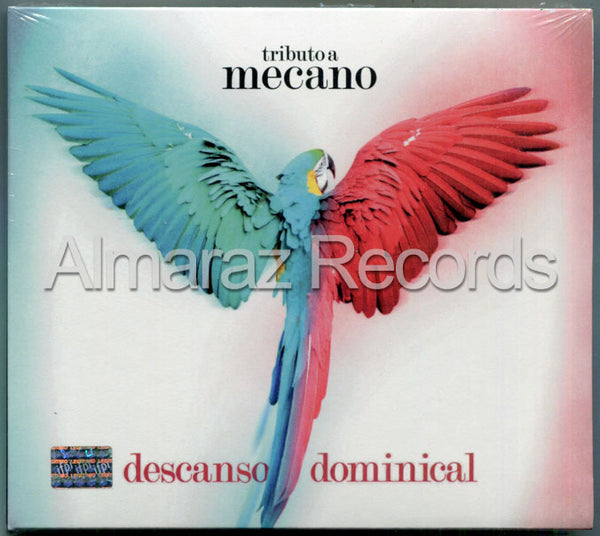 Tributo A Mecano Descanso Dominical CD