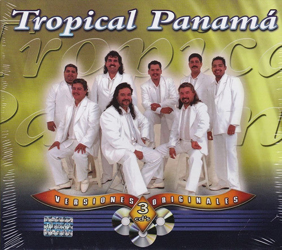 Tropical Panama Serie Triple 3CD - Exitos - Almaraz Records | Tienda de Discos y Películas