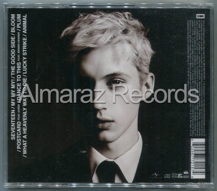 Troye Sivan Bloom CD