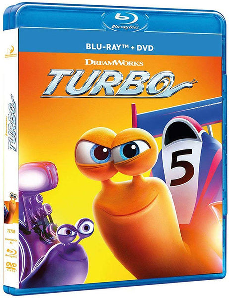 Turbo Blu-Ray+DVD